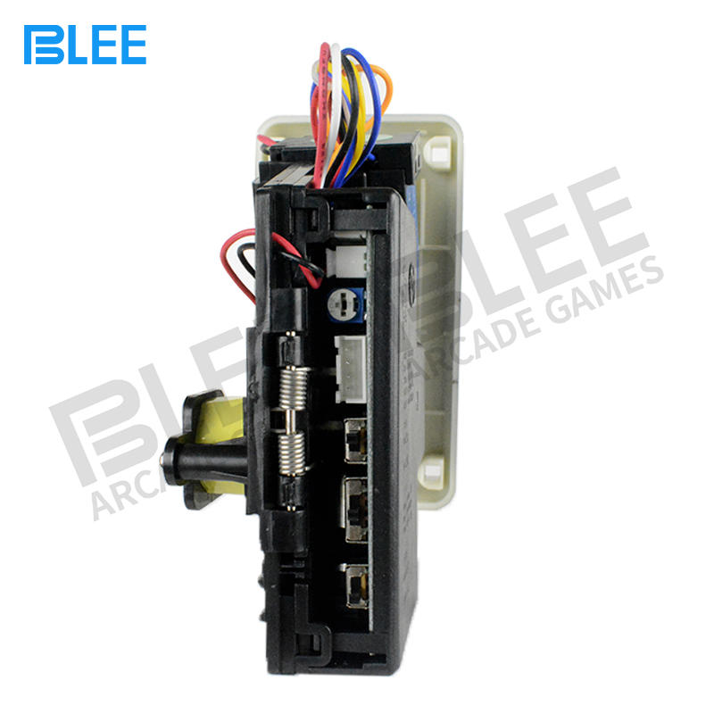 BLEE operated multi coin acceptor bulk production for picnic-3