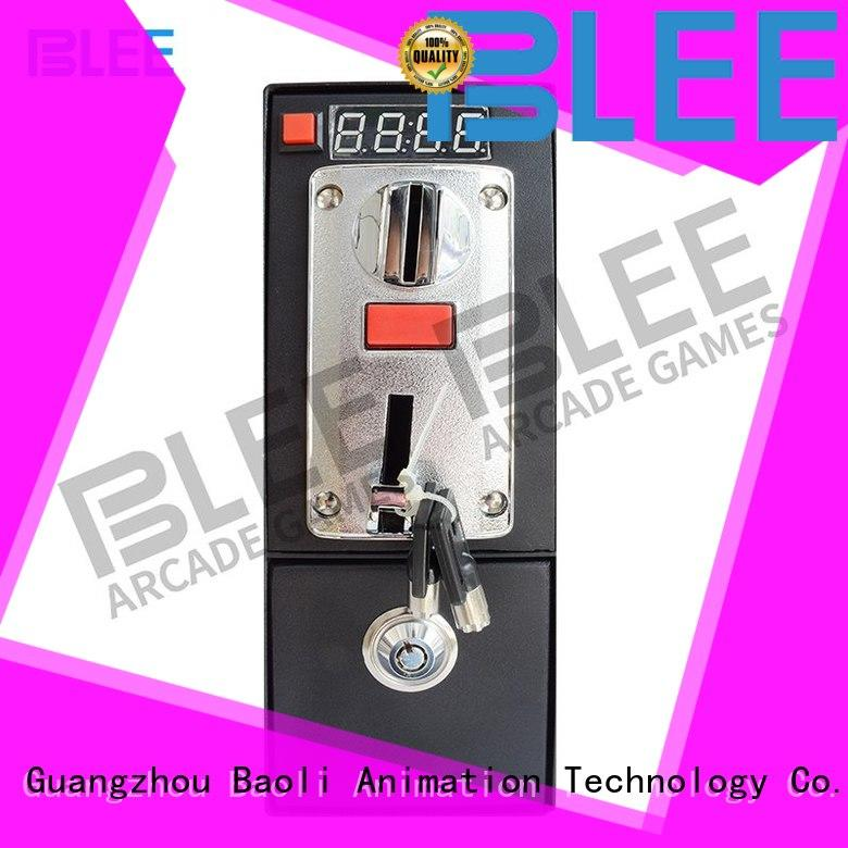 BLEE coin coin operated timer control with good price for free time