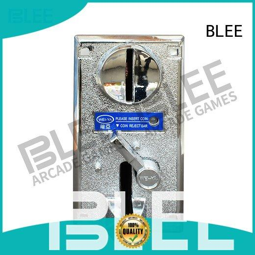 Custom multi coin acceptor acceptor electronic multi BLEE