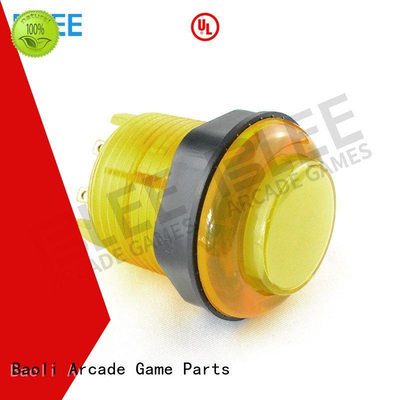 Wholesale 45mm transparent arcade buttons BLEE Brand