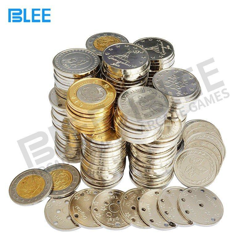 BLEE-Low Price Arcade Tokens For Sale - Blee Arcade Parts