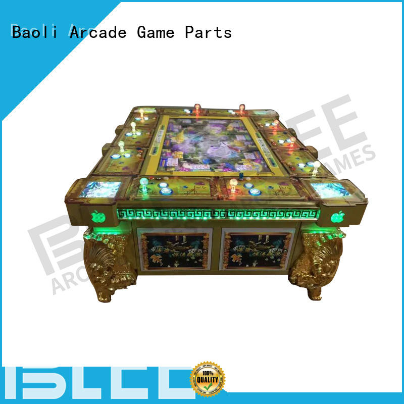 BLEE fish original arcade machines with cheap price for free time