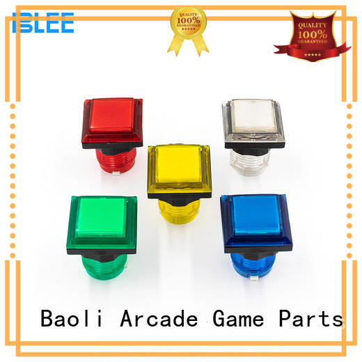 BLEE hot sale arcade buttons factory price for aldult