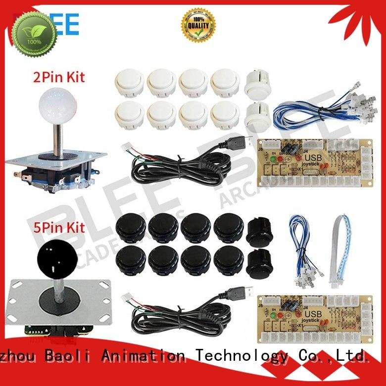 BLEE bartop cheap arcade cabinet kit for free time