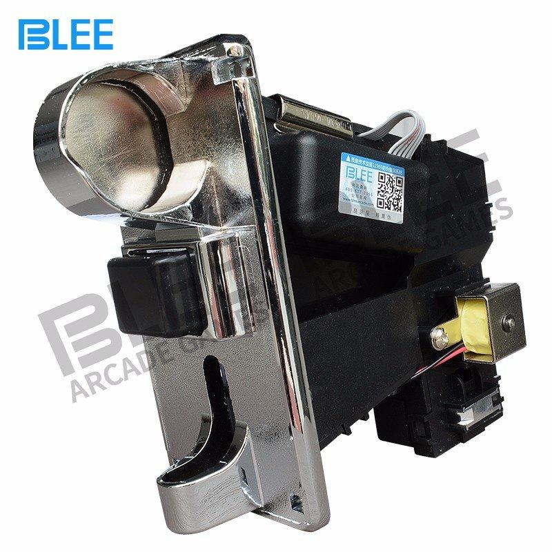 BLEE-Find Electronic Multi Coin Acceptor-633 Coin Acceptor From Blee Arcade Parts-2
