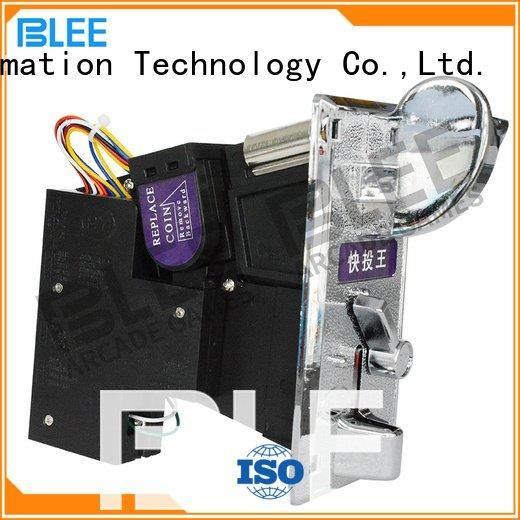 coinco coin acceptors electronic multi coin acceptor BLEE