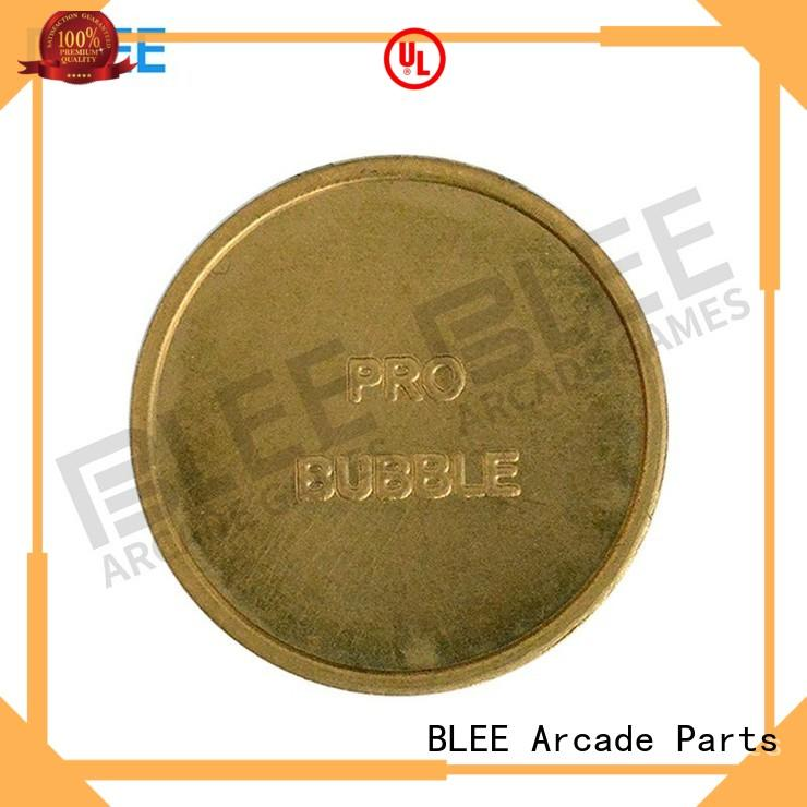 BLEE hot sale pound coin tokens for vending machine