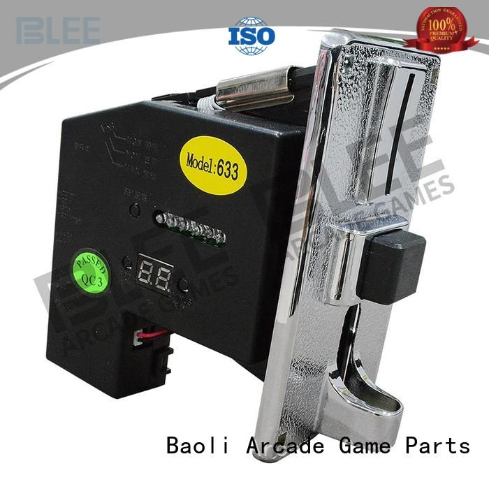BLEE price vending machine coin acceptor at discount for shopping