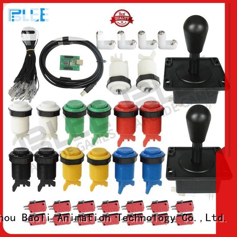 BLEE kitparts arcade joystick kit export worldwide for free time