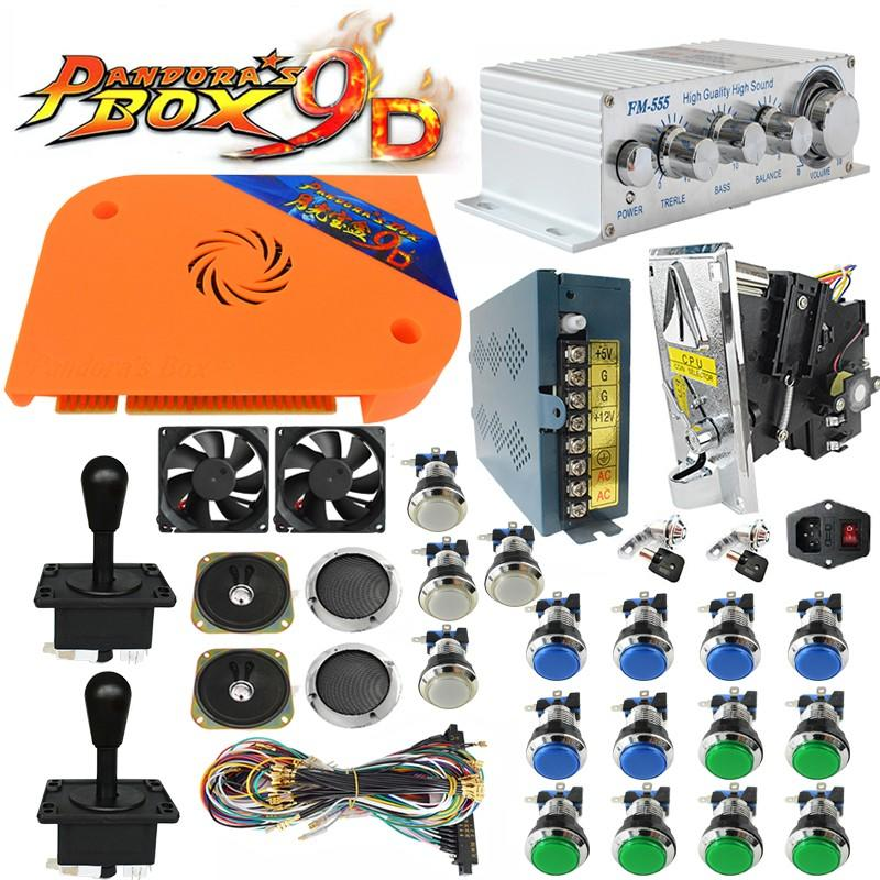 BLEE zero bartop arcade cabinet kit great deal for shopping mall-2
