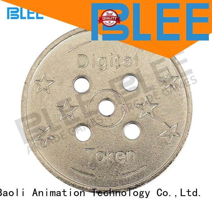 rare coins and tokens vending value tokens BLEE Brand token coins