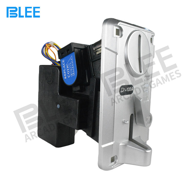 BLEE operated multi coin acceptor bulk production for picnic-2