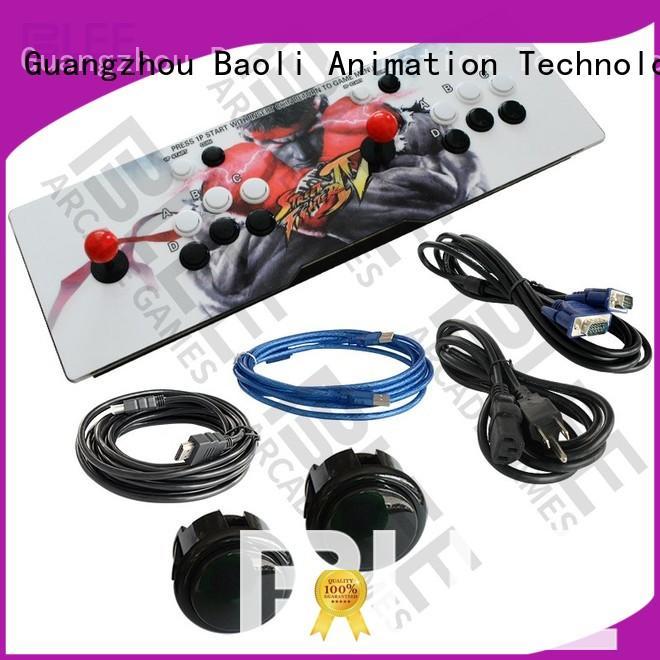 plus Custom joystick box pandora box arcade BLEE vga