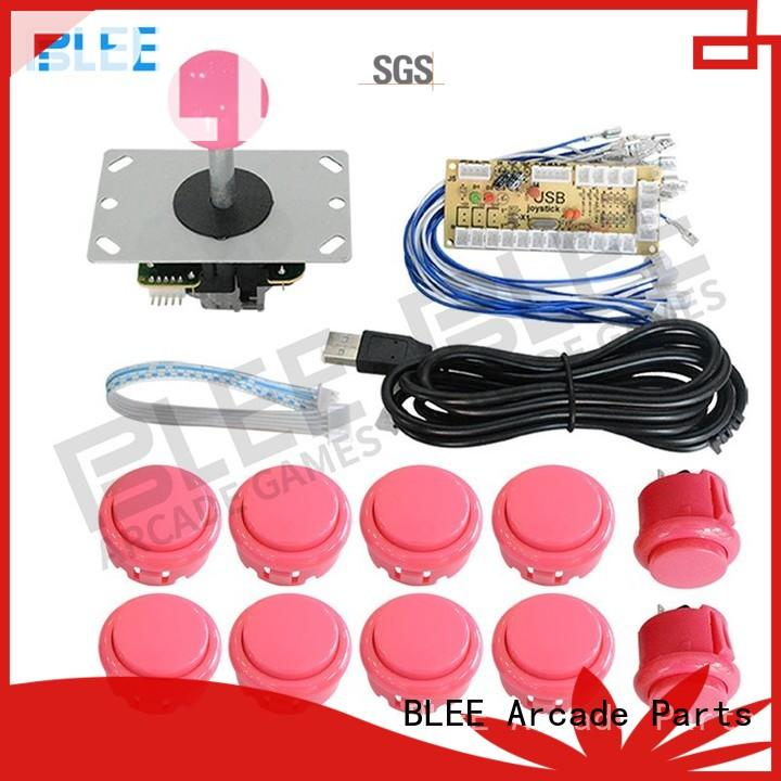 BLEE affordable arcade cabinet kit export worldwide for free time