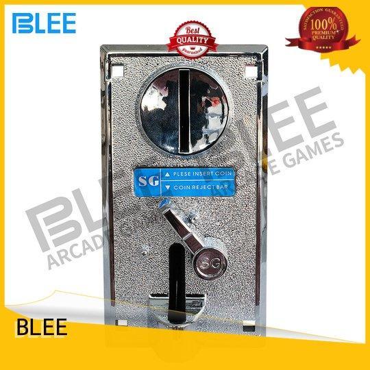 BLEE Brand acceptor coin electronic multi coin acceptor