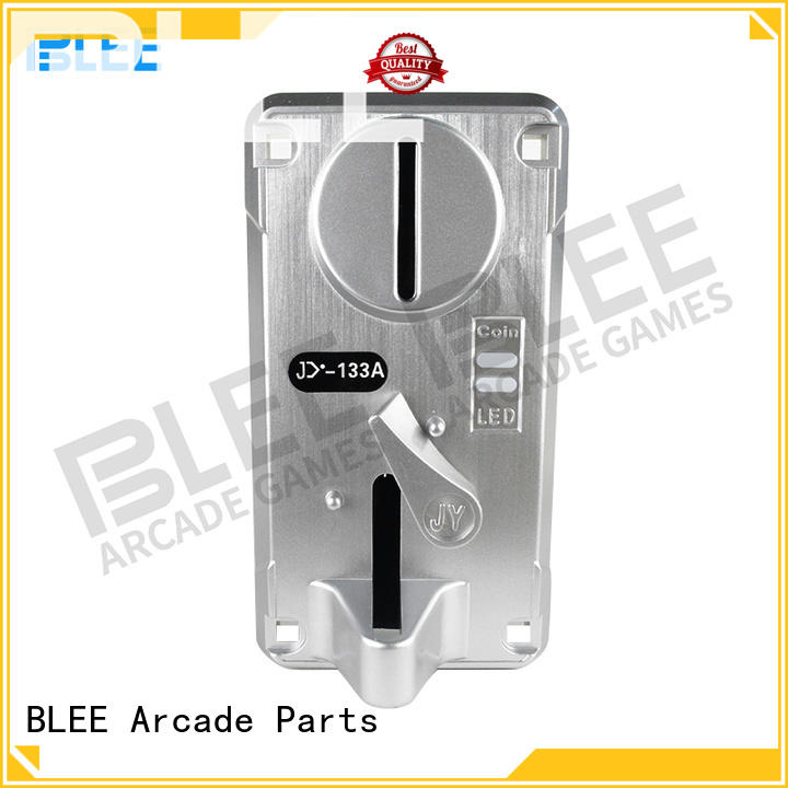 BLEE operated multi coin acceptor bulk production for picnic