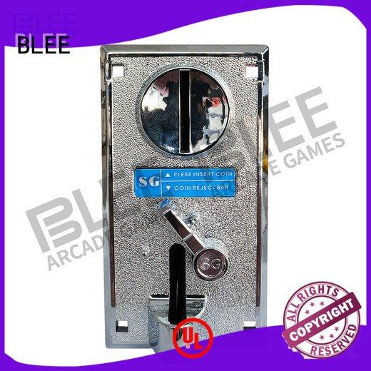 BLEE Brand multi coin electronic coinco coin acceptors