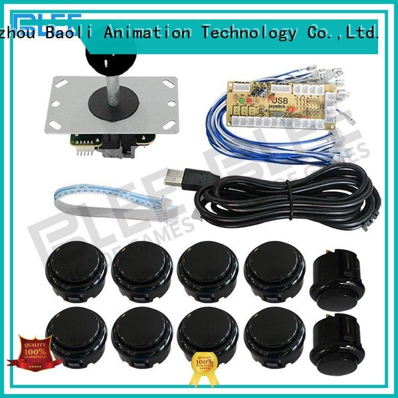 mini arcade cabinet kit 64mm joysticks arcade cabinet kit manufacture