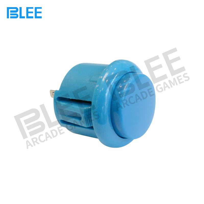 BLEE-Free Sample 24mm Sanwa Style Arcade Button - Blee Arcade Parts-2
