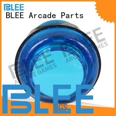 BLEE 60mm sanwa clear buttons bulk production for entertainment