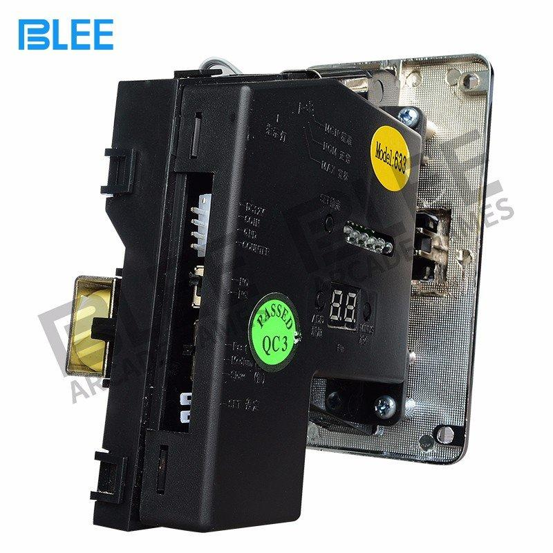 BLEE-Find Electronic Multi Coin Acceptor-633 Coin Acceptor From Blee Arcade Parts-1