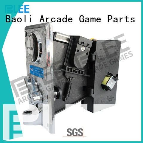affordable vending machine coin acceptor operated for marketing