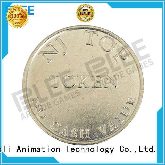 BLEE amusement token coins inquire now for entertainment