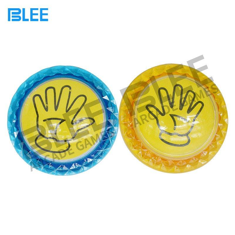 BLEE-Find Welcome Custom Pictures Or Letters Arcade Game Button | Led Arcade Buttons-2